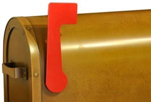 americasfinestmailbox-postmount-hingedflag
