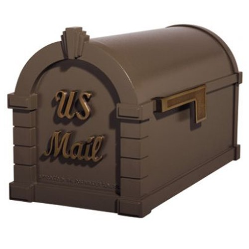 Keystone Signature Series Mailbox & Post Package
