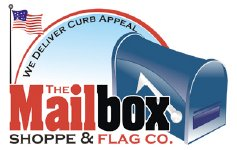 Mailbox and Flag Company Logo